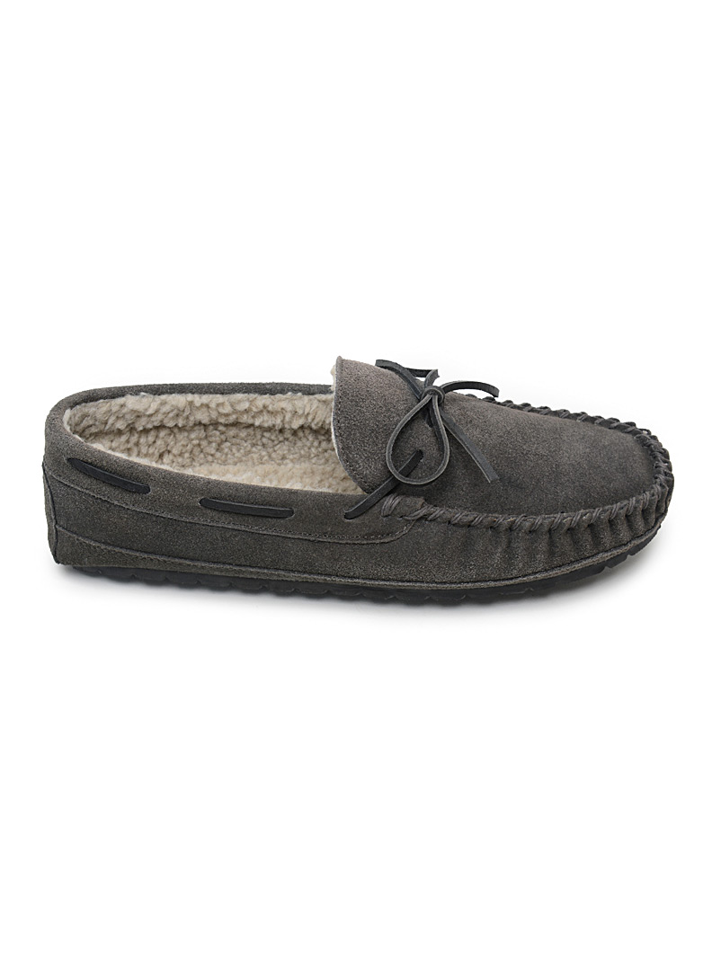 Casey moccasin slippers  Men
