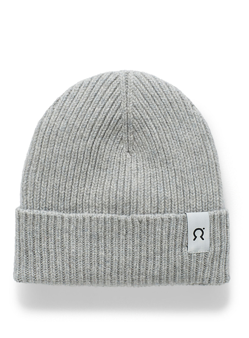 Rifò Grey Marcello recycled cashmere tuque for women