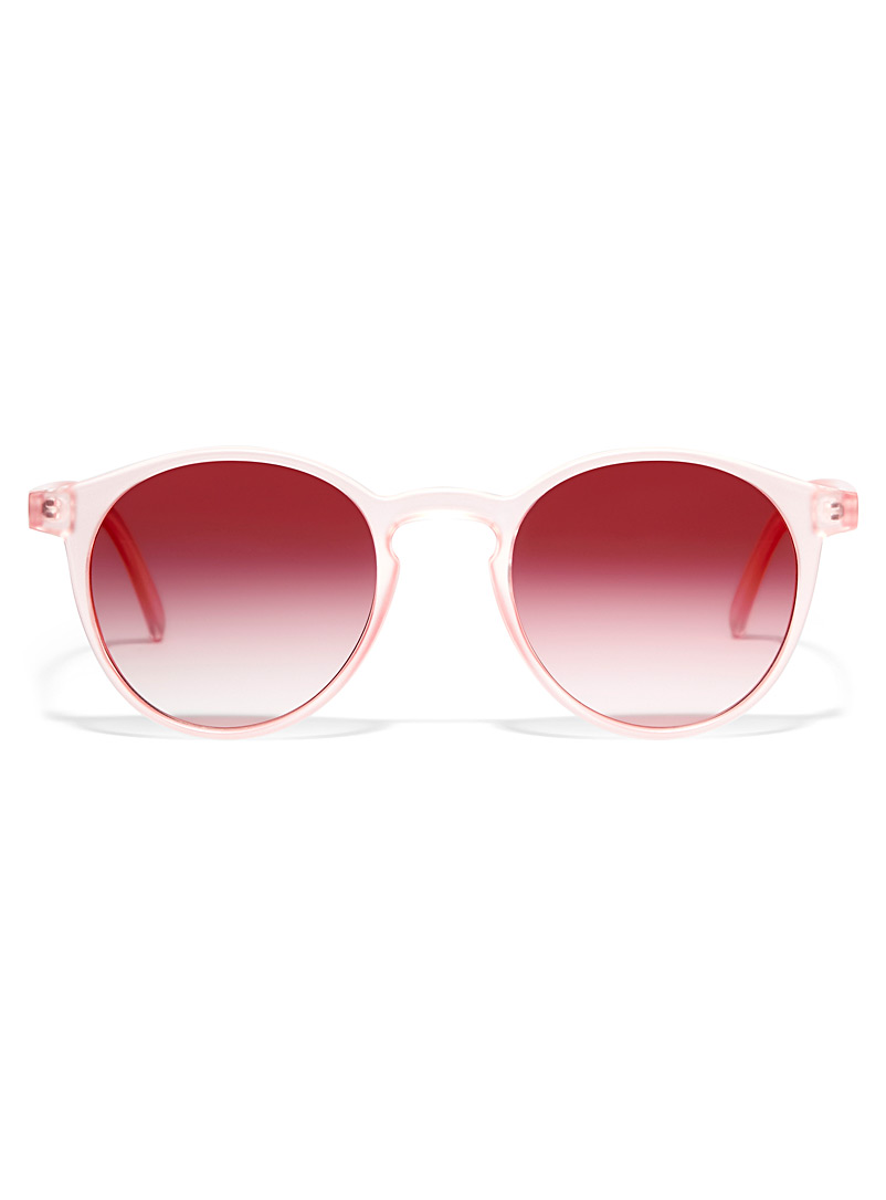 C01 round sunglasses