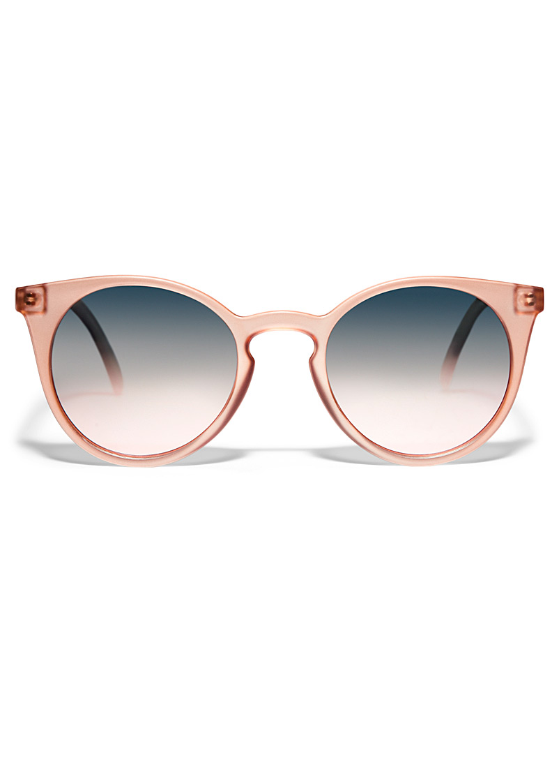 Mize Pink C04 cat-eye sunglasses for women
