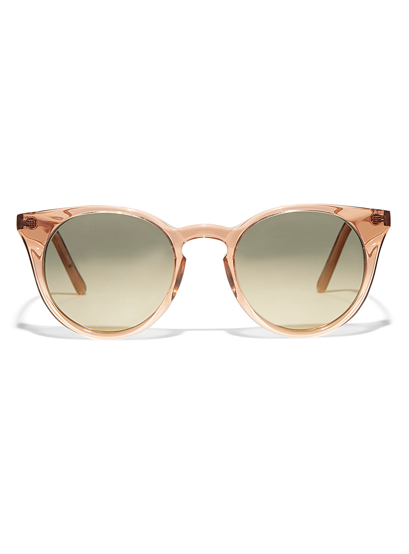 P04 cat-eye sunglasses