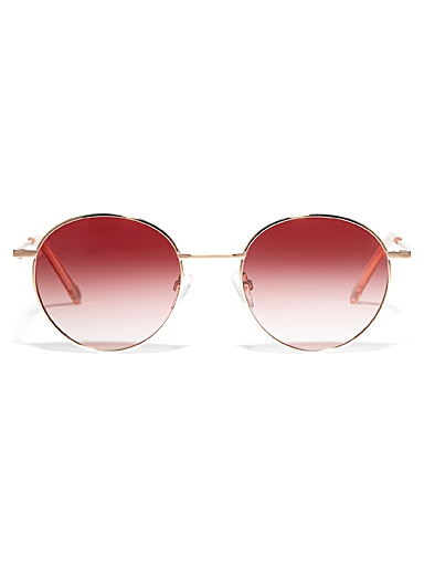 P06 round sunglasses