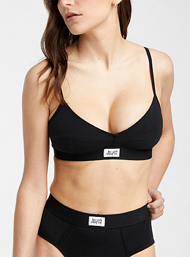 Soft structured bralette