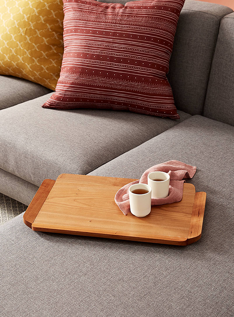 Clover small serving tray