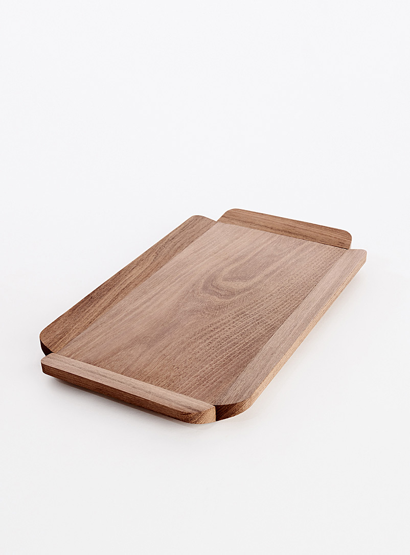 Clover large serving tray