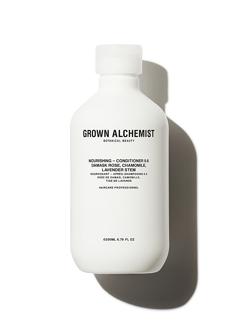 Grown Alchemist White Damask rose, chamomile and lavender nourishing conditioner for men