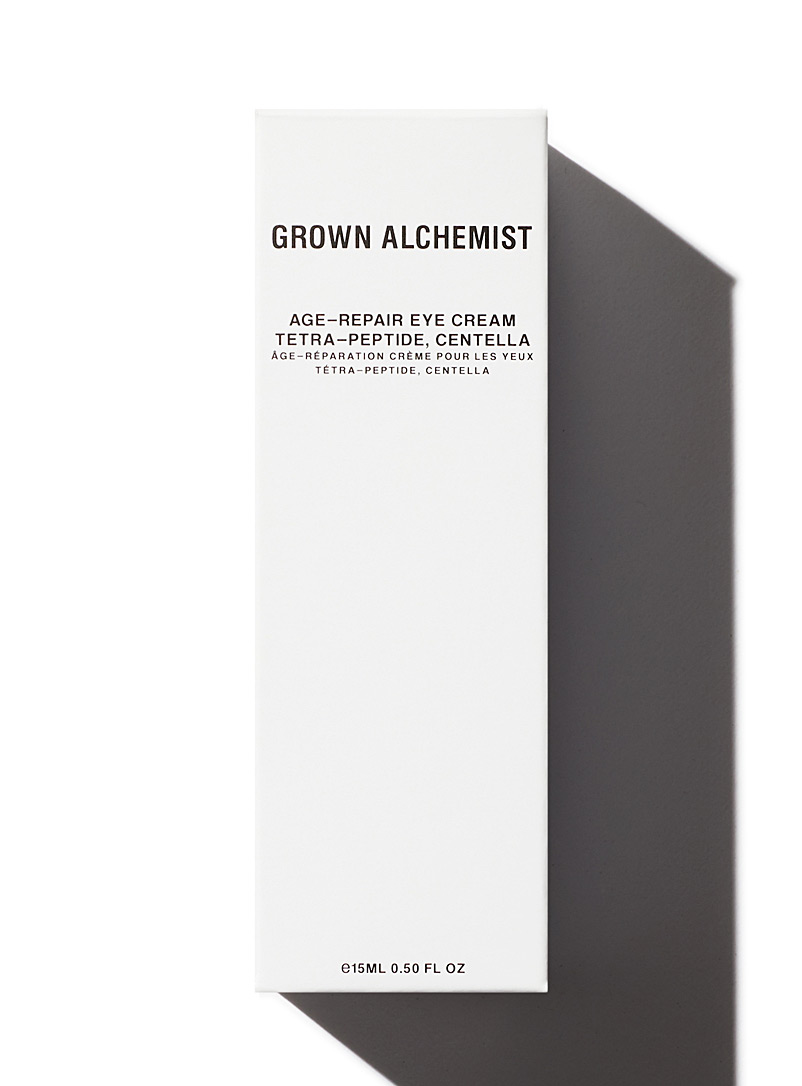 Grown Alchemist White Age-repair tetra-peptide and centella eye cream for men