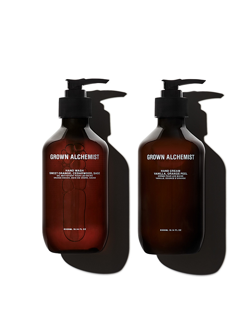 Grown Alchemist White Hand care set for men