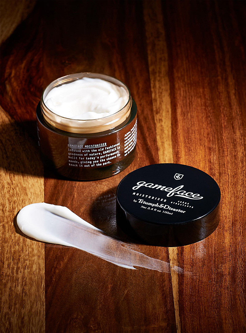 Gameface face moisturizer