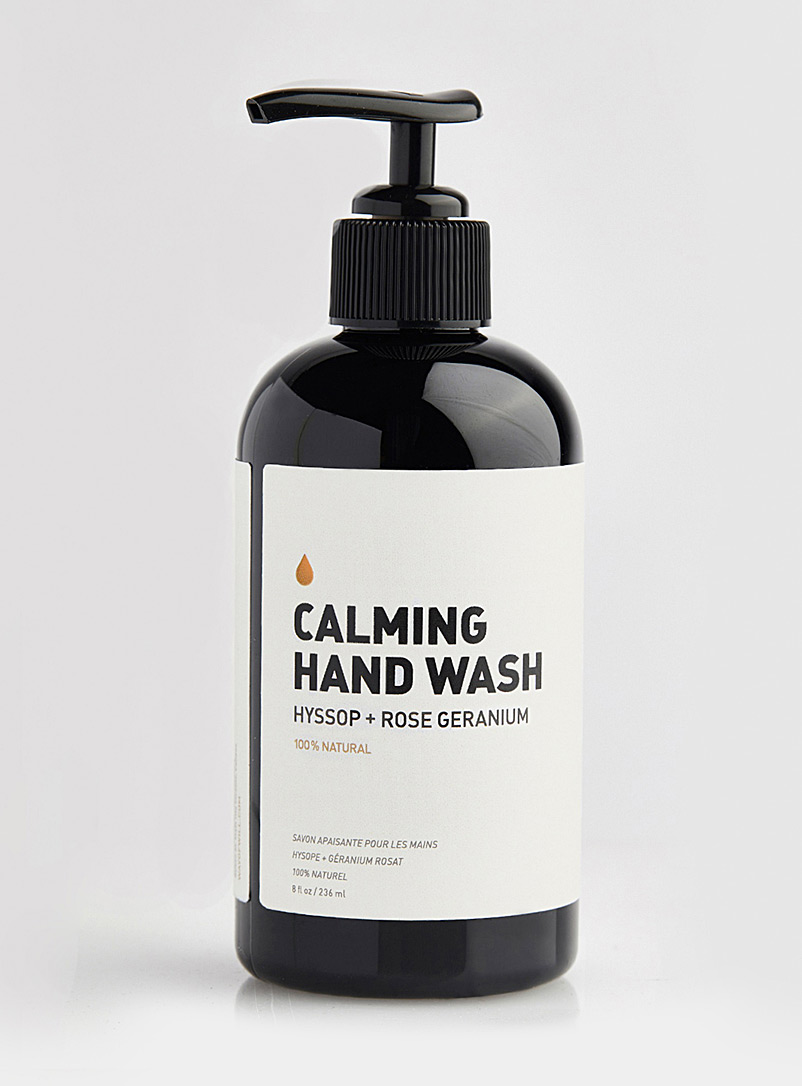 Way of Will Amber Bronze Calming hand soap for men