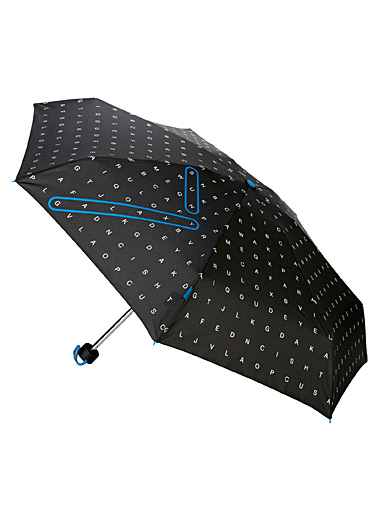 Hidden word umbrella