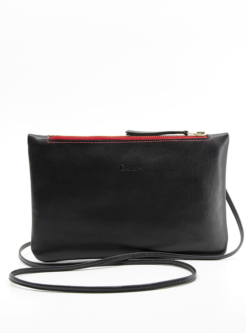 Callas small leather shoulder bag