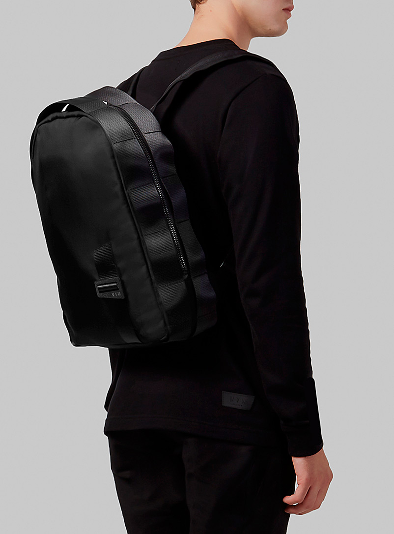 Regenerated nylon backpack
