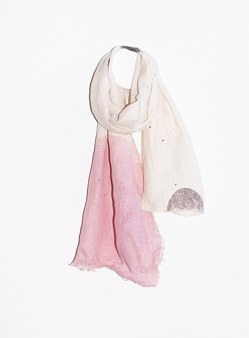Tania Love: Le foulard Shoreline constellations  2 formats disponibles Assorti