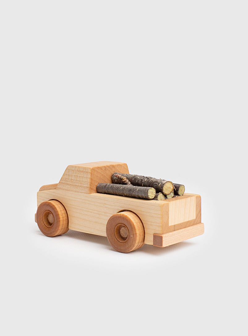 Atelier Bosc Baltic Birch Little cherry wood van
