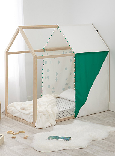Gautier Studio Patterned Green Playhouse cover