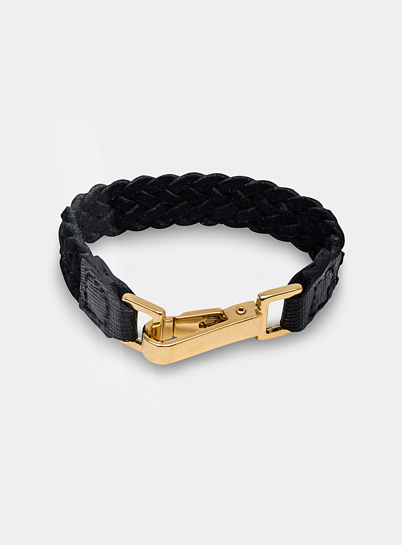 Kilani Black Jealousy braided bracelet
