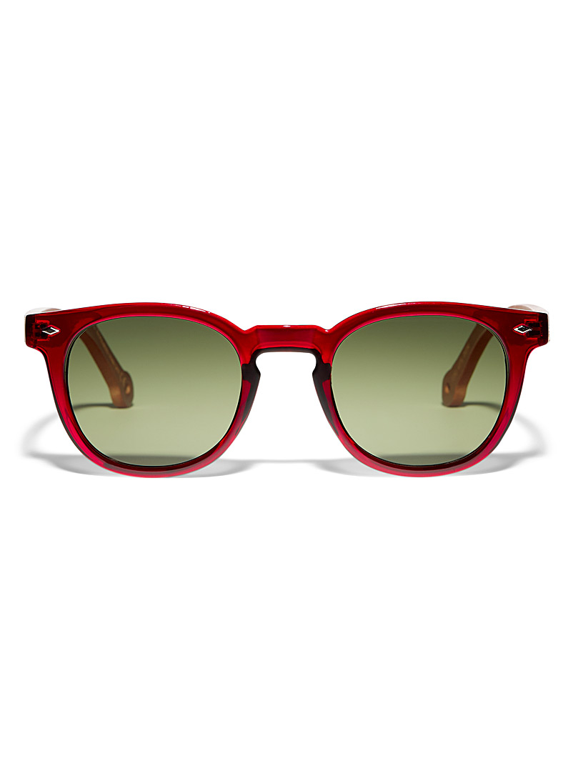 Parafina Red Cala retro sunglasses for women