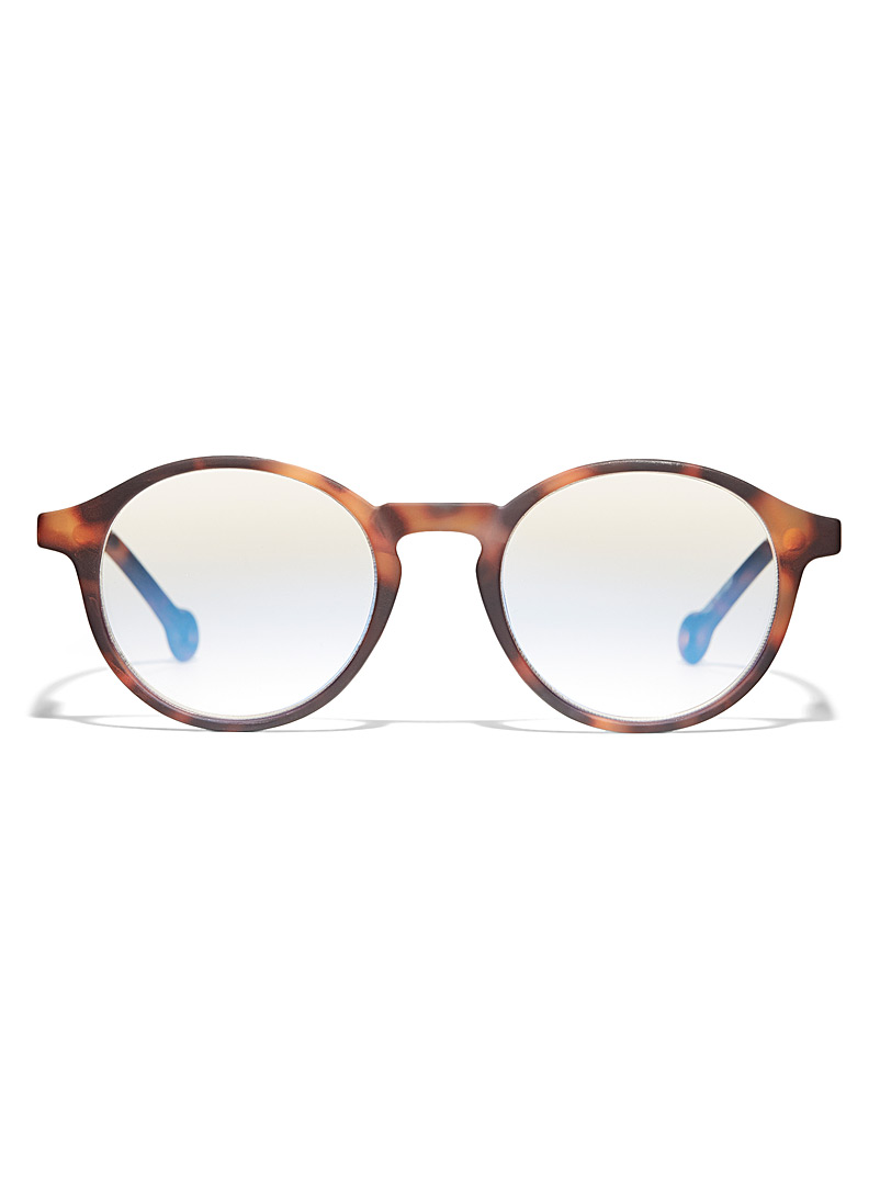Volga round reading glasses