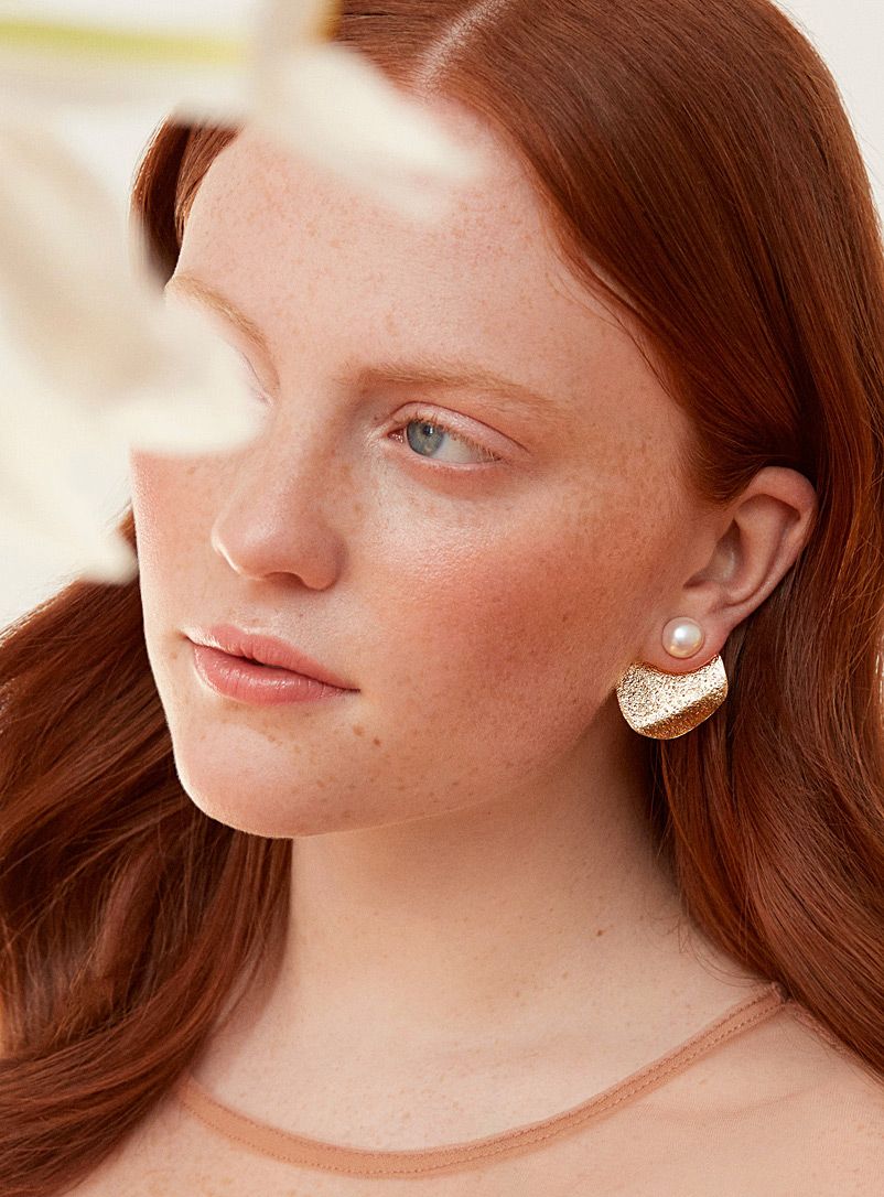 Isabelle Kapsaskis Assorted Perla earrings