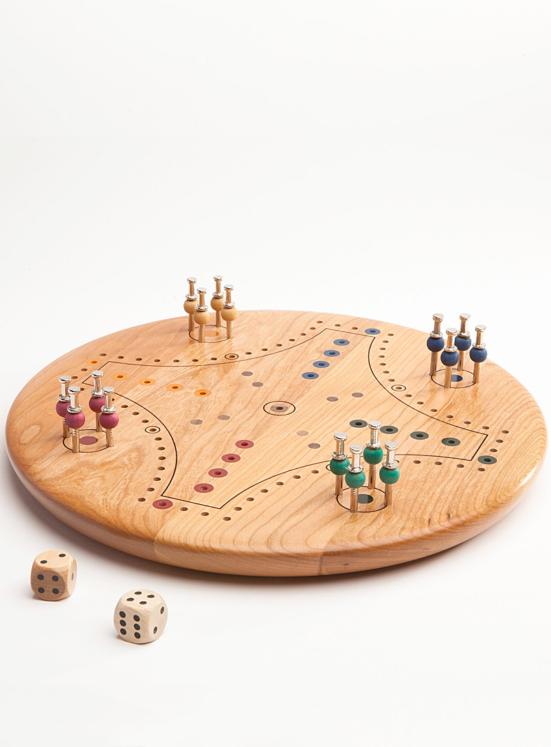 Wooden Tock game