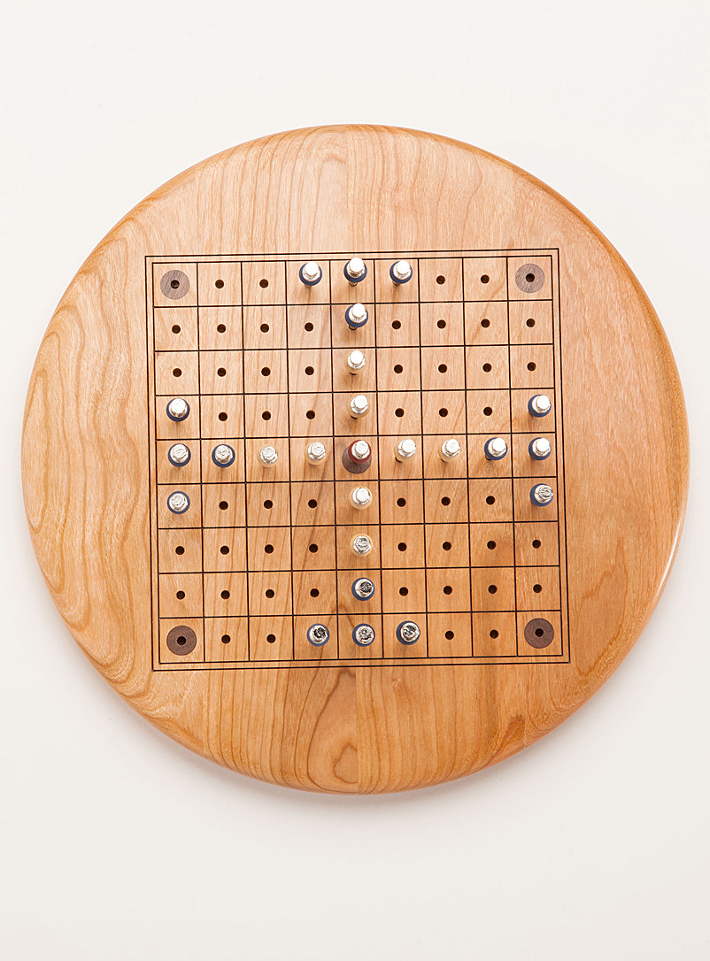 Niconico Assorted Wooden Tablut game