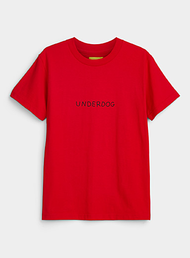 Pony Red Underdog T-shirt for women