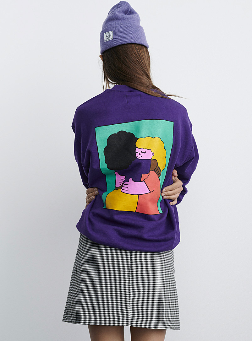 Le sweat Sisterhood