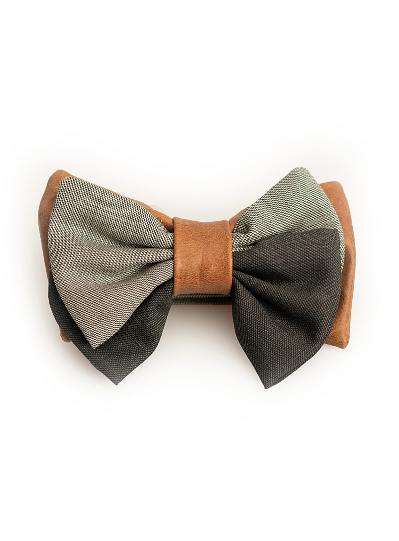 Swell Fellow Light Brown Pier-Luc bow tie