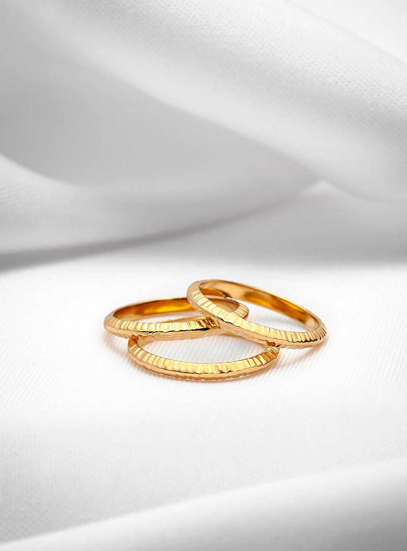 Ve Assorted Sinope ring