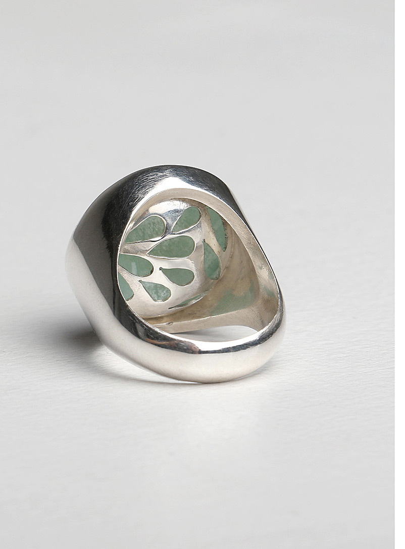 Gayané Avetisyan Assorted Blossom ring