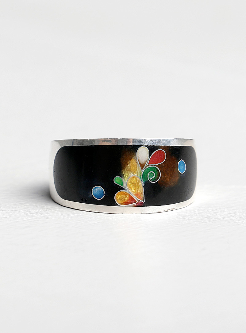 Gayané Avetisyan Assorted Floral ring
