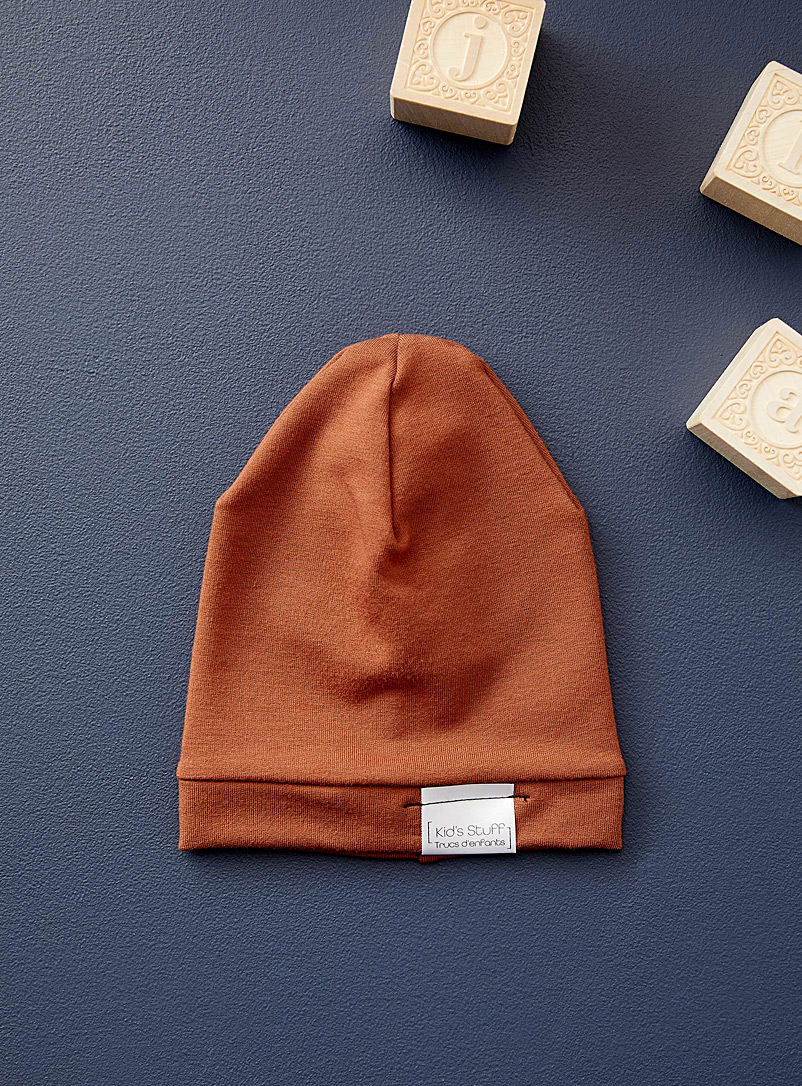 Trucs d'enfants Copper Grow-with-me tuque