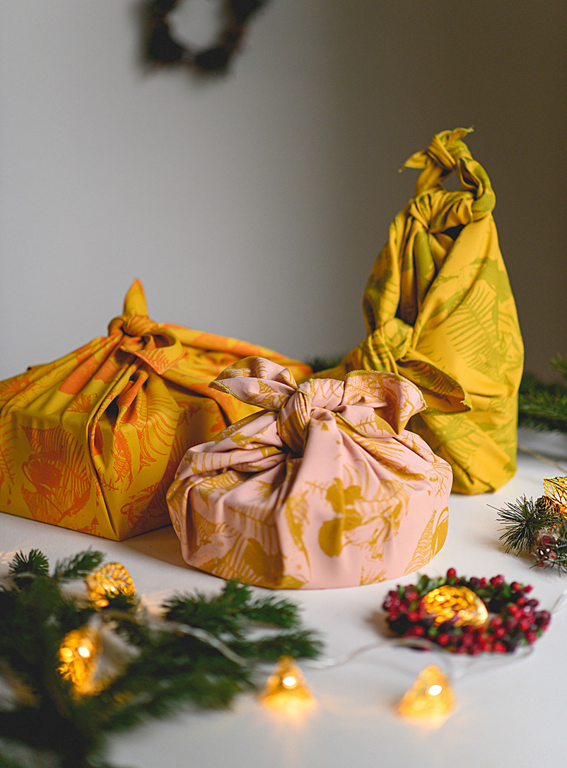 Elsie 3-in-1 furoshiki  Set of 3