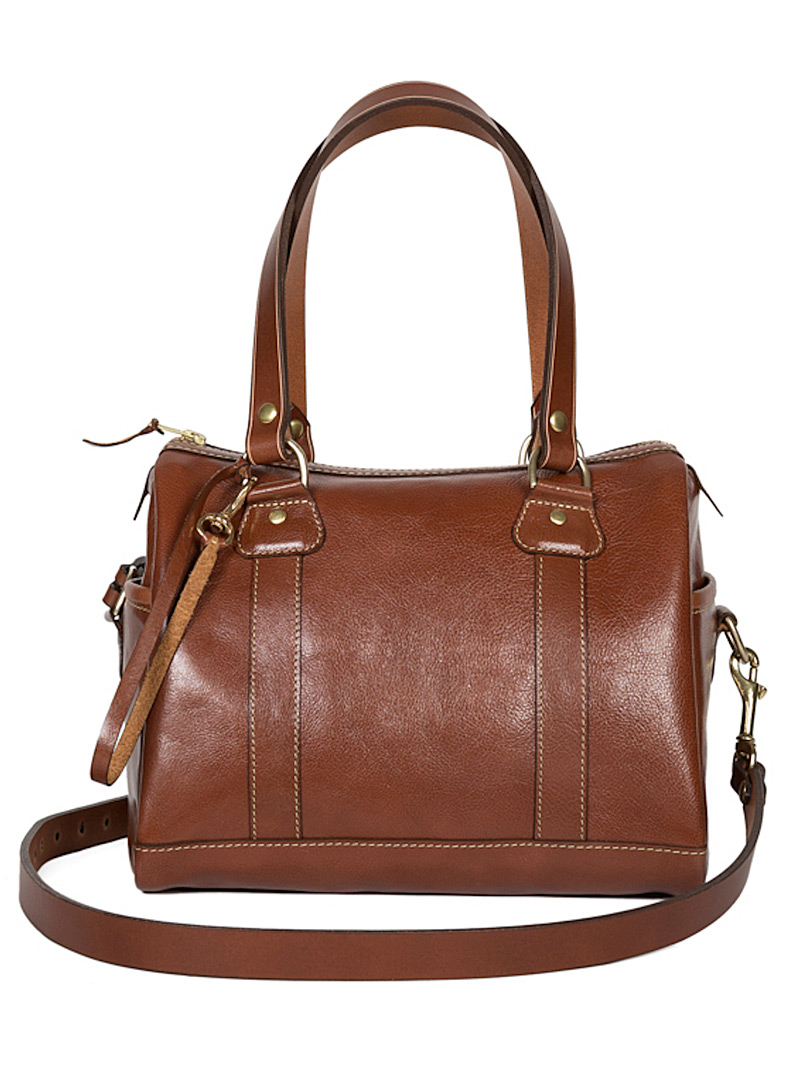 Flechr Brown Angie bag