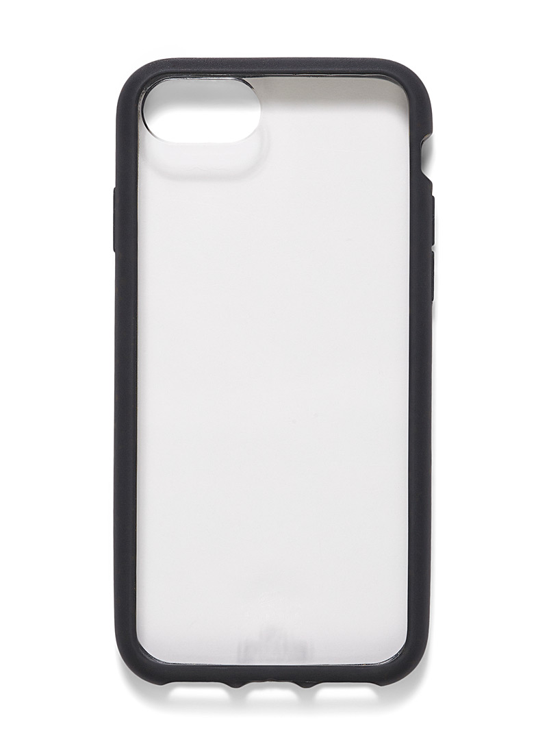 Eco-friendly transparent iPhone 6/6S/7/8/SE case