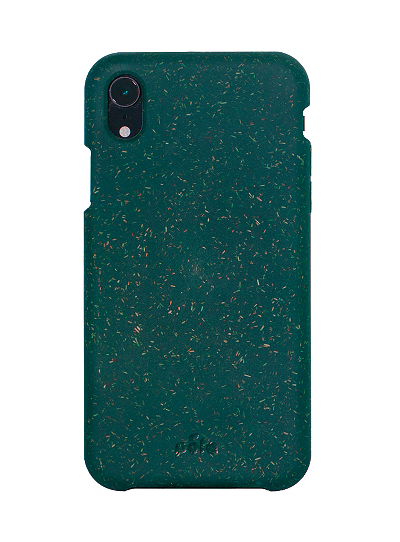 Pela Green Eco-friendly iPhone XR case for women