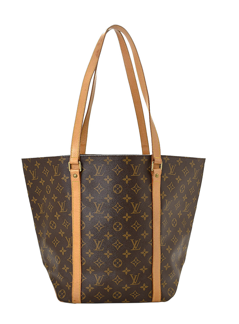 LXRandCo Brown Shopping 48 bag for women