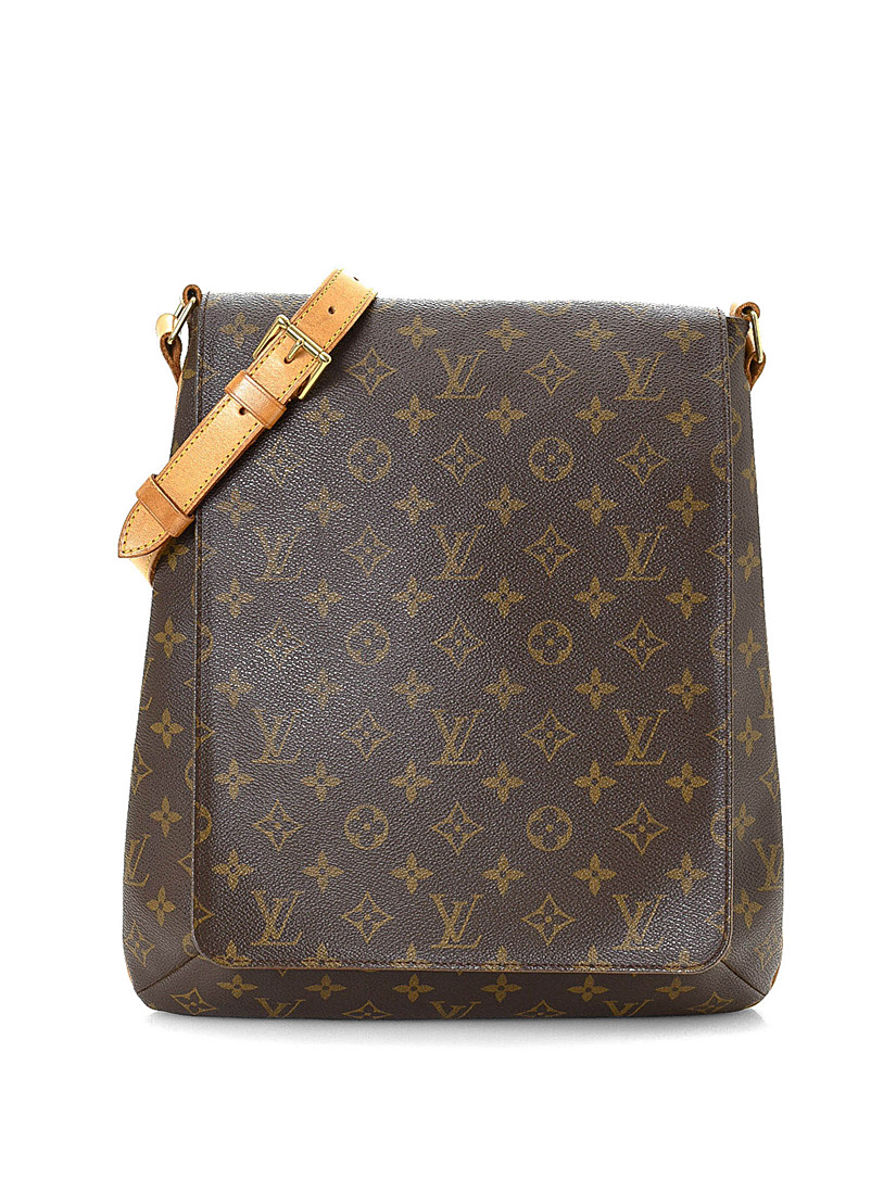 LXRandCo Brown Musette GM monogram bag  Louis Vuitton for women