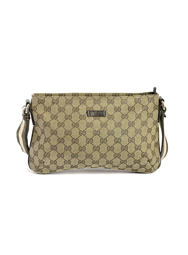 GG canvas crossbody bag Gucci