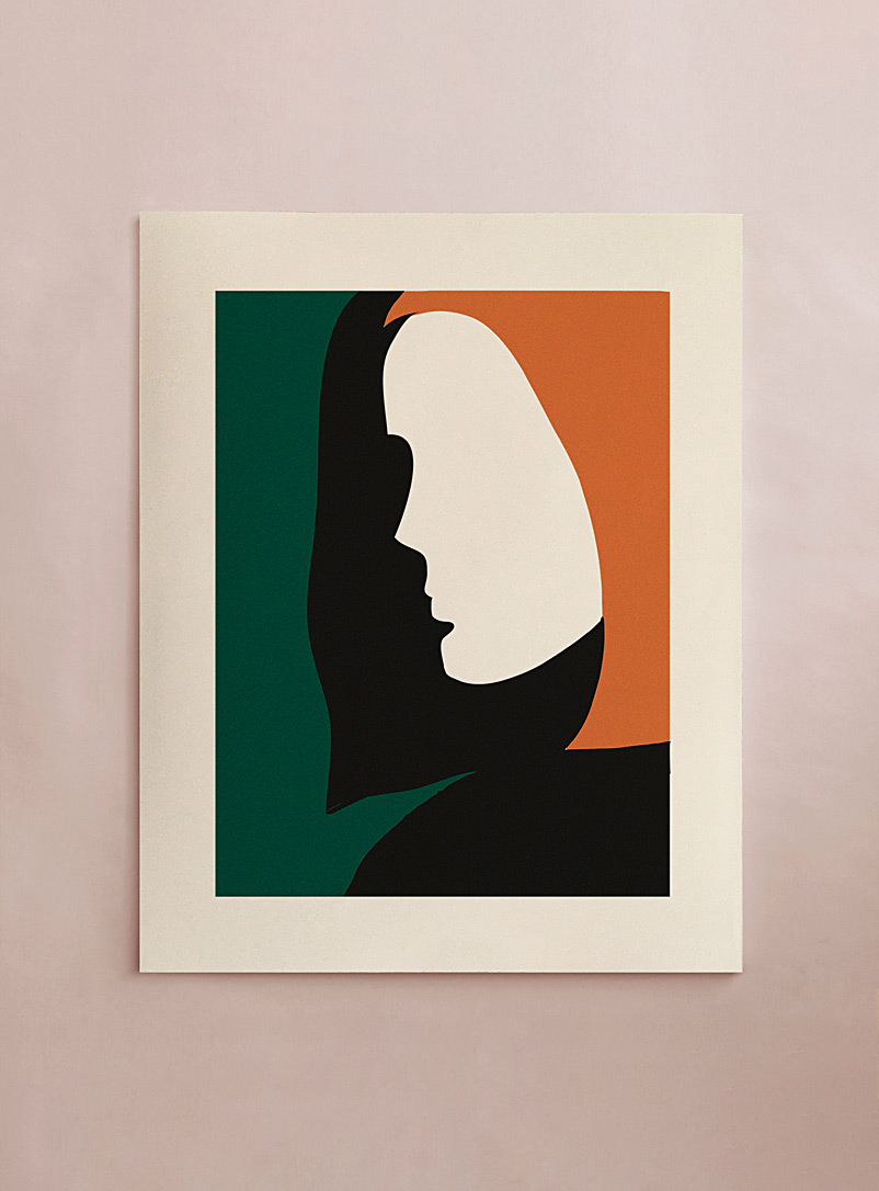 Stephanie Cheng Assorted Céline art print