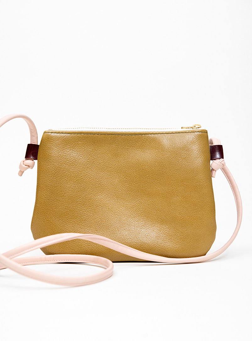 Veinage Assorted beige Venice small sling bag