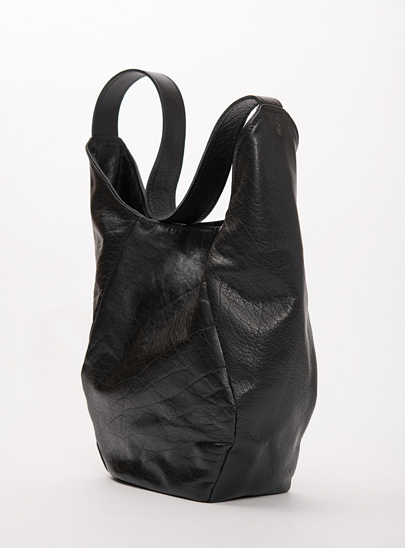 Veinage Black Mont-Royal tote