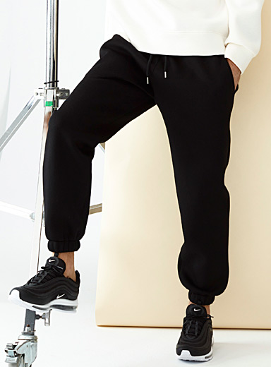Neoprene sweatpant