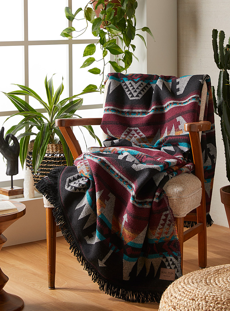 Mini Tipi Assorted Starry night blanket