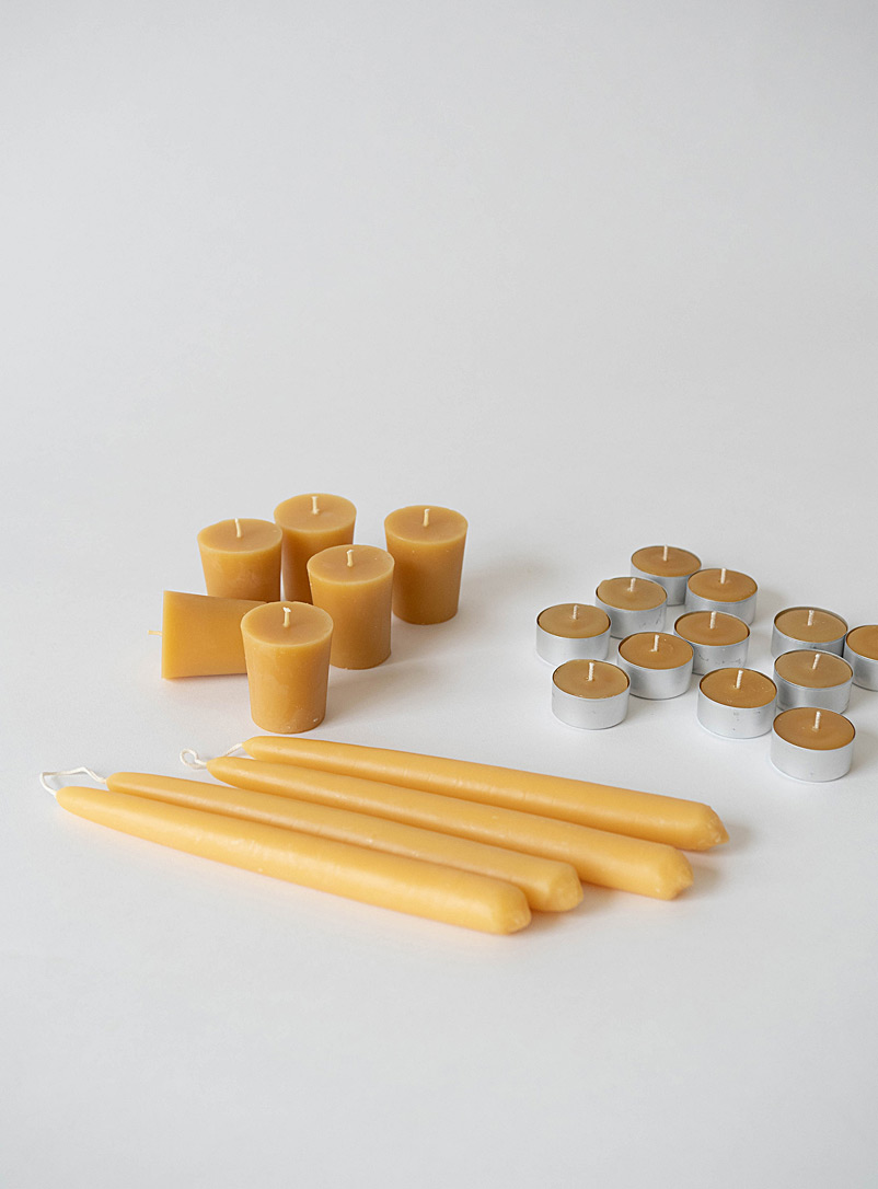 Festive beeswax set