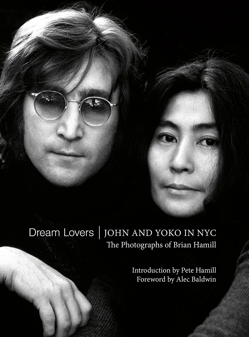 Accart Books: Le livre Dream Lovers: John and Yoko in NYC: The Photographs of Brian Hamill Assorti pour homme
