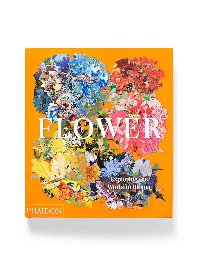 Phaidon: Le livre Flower: Exploring the World in Bloom Assorti pour homme