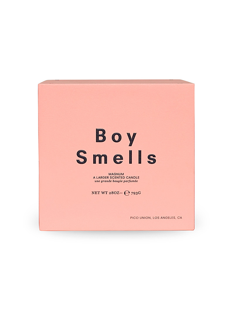 Boy Smells Assorted Magnum Ash scented candle for women