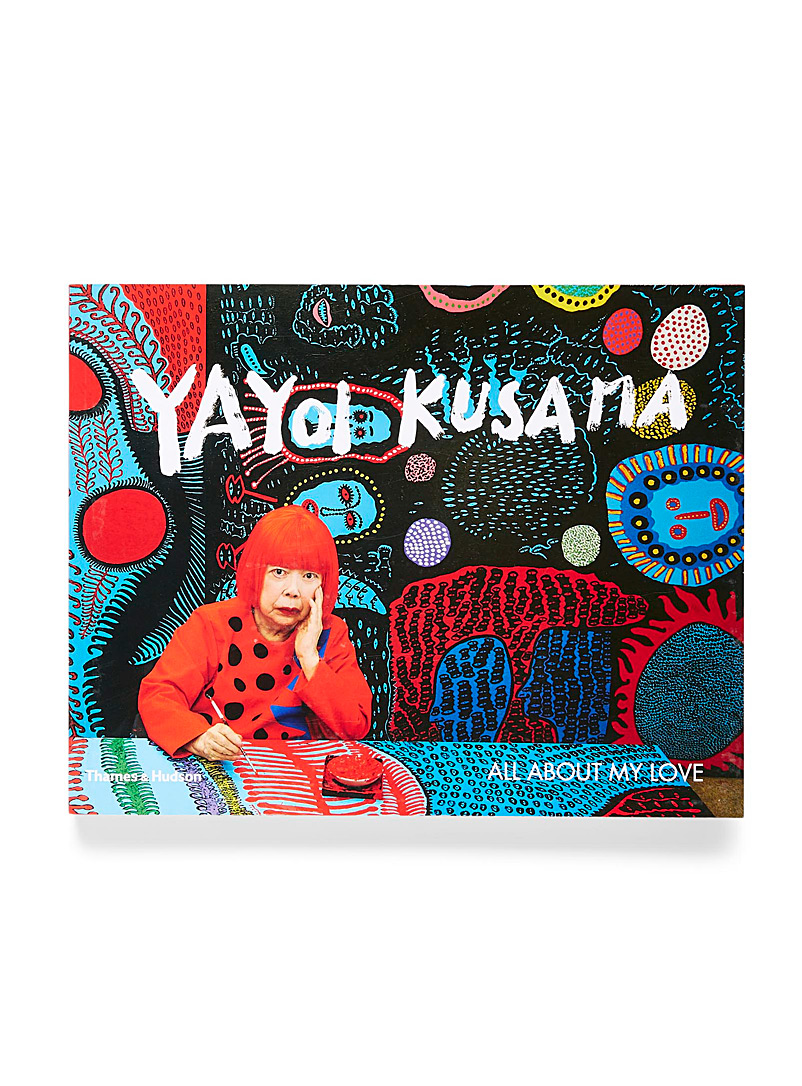 Random House: Le livre Yayoi Kusama All About My Love Assorti pour homme
